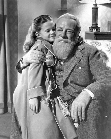 miracle on 34th street natalie wood edmund gwenn 1947 christmas pinterest