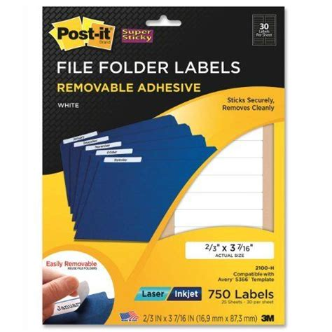 post it labels templates 1000 ideas about file folder labels on binder