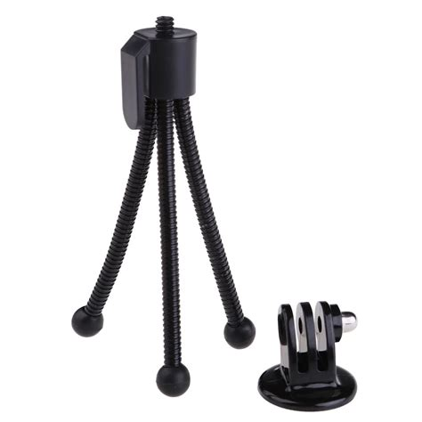 Tripod Mount Adapter For Gopro 3 2 1 sale mini tripod stand tripod mount adapter for gopro 1 2 3 3 high quality