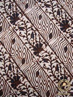 Batik Tulis Madura 197 parang sobrah kelengan batik surface