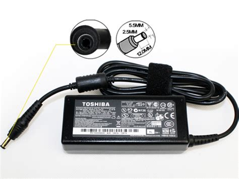 Adaptor Charger Original Laptop Notebook Toshiba 19v 395a toshiba genuine original laptop ac adapter 19v 3 42a 65w 5