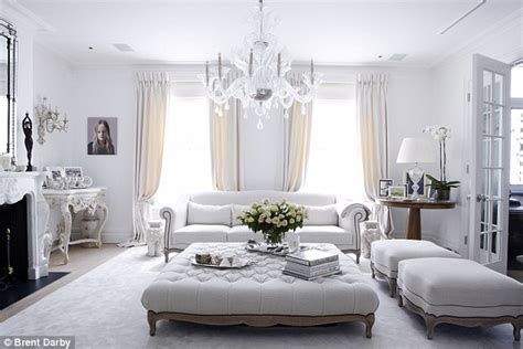 white interiors homes interiors all white wow daily mail online