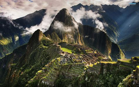 Machu Machu Machu 2 by Travel Trip Journey Machu Picchu Peru