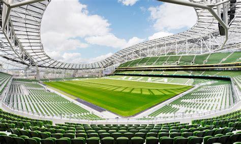 Google Dublin by Scott Tallon Walker Architects Projects Aviva Stadium
