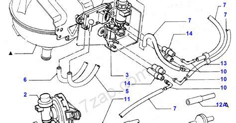 ford focus vacuum hose diagram general wiring diagram