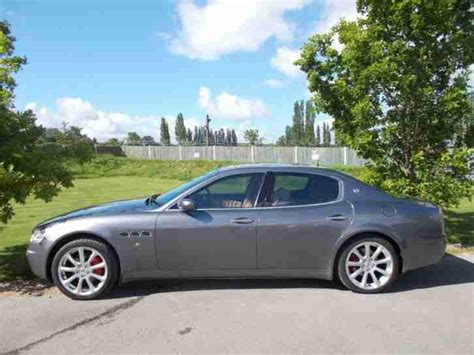 4 Door Maserati Price by Maserati 2005 Quattroporte V8 4dr Duoselect 4 Door Saloon