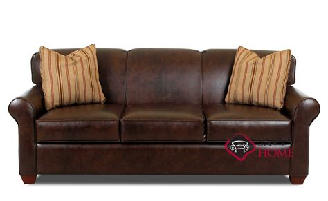 futon furniture calgary calgary leather queen by savvy is fully customizable by