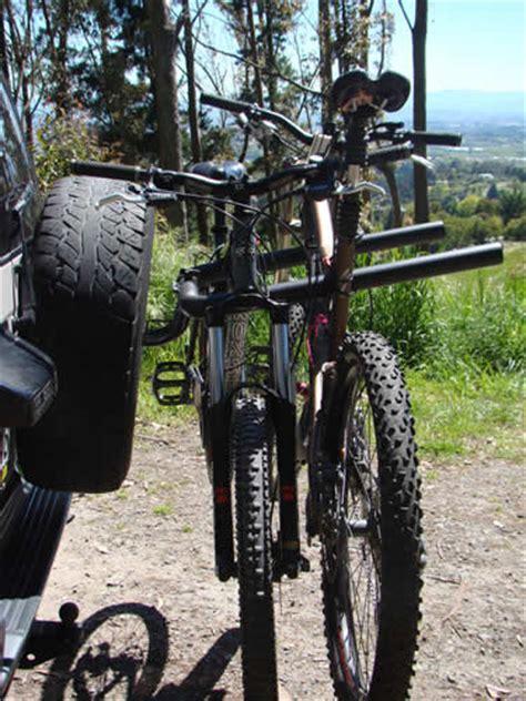 Rak Rv Bike Racks Carriers And Stands Four Bike Rv 4wd Wheel Mounted Rack