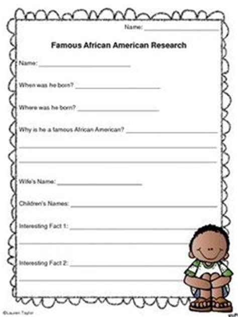 black history report template 1000 images about american history on