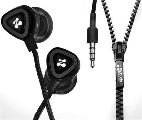 best zip earphones zipper earbuds shut up and take my money