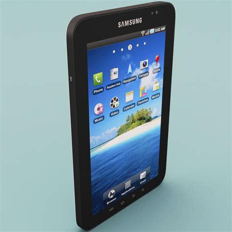 Samsung Galaxy Tab P1000 samsung galaxy tab p1000 3ds