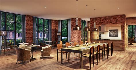 Gourmet Kitchen For Rent Luxury Apartments For Rent 365 Bond Building