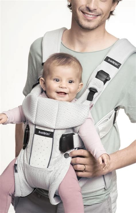 baby carrier baby carrier one air in soft airy mesh babybj 214 rn