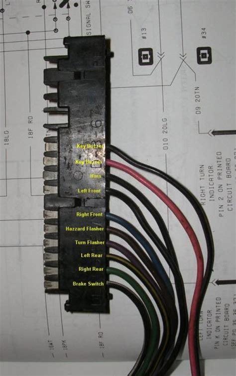 turn signal wiring   present chevrolet gmc truck message board network