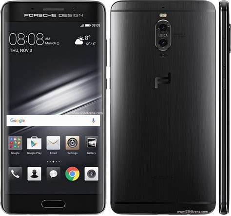 porsche design mate 9 huawei mate 9 porsche design pictures official photos