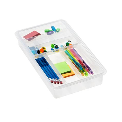 Container Store Desk Organizer Sliding Drawer Organizers The Container Store