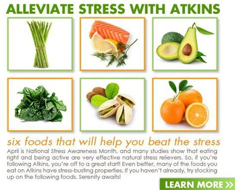 7 Best Foods For Stress Relief by 150 Best Dieta Atkins Quot Low Carb Lifestyle Quot Images On