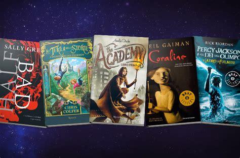 film fantasy imperdibili i 5 migliori romanzi fantasy per ragazzi