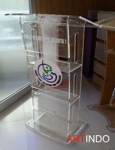 Acrylic Lembaran 8mm podium pd 16 acrylic akrilik acrylic display harga