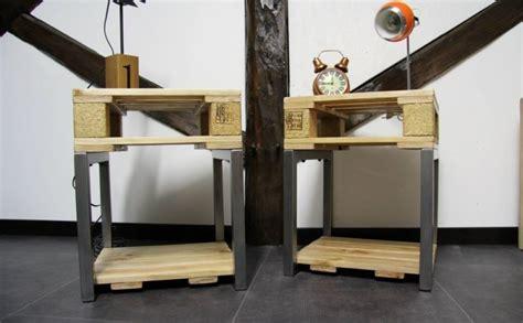 Fabriquer Table De Nuit by Ma D 233 Co Maison D 233 Co Diy Trucs Astuces