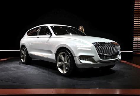 Hyundai Genesis Suv 2020 2020 genesis gv80 suv news release date and price 2019