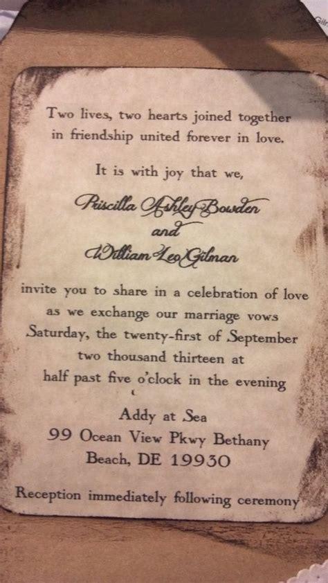 barn wedding invite wording best 25 wedding invitation wording ideas on