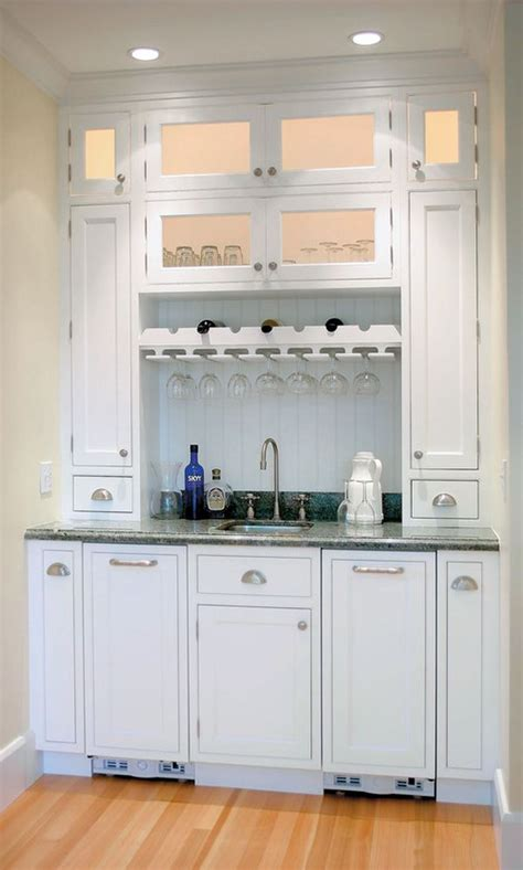 Built In Bar Cabinets Tips On Displaying Storing Organizing Your Wine And Liquor
