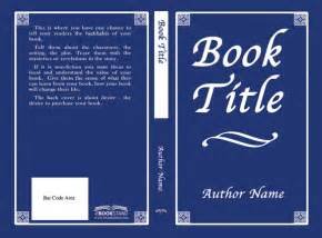 book cover template for 302 found