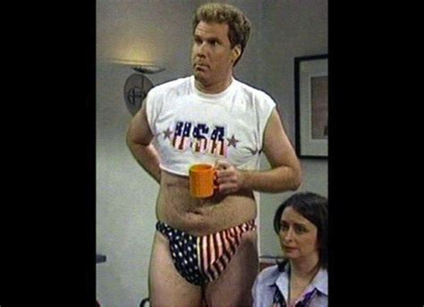 Speedo Meme - can you like will ferrell show your patriotism in the