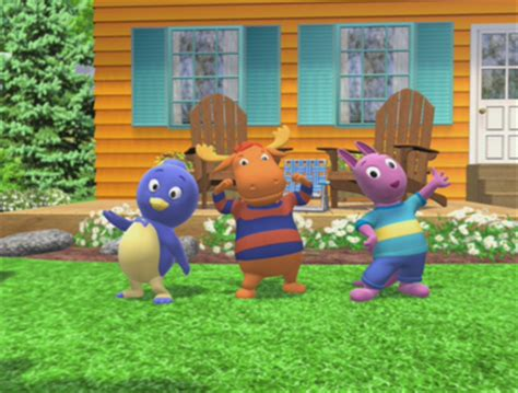 Backyardigans Volcano Episode We A Luau The Backyardigans Wiki Fandom Powered