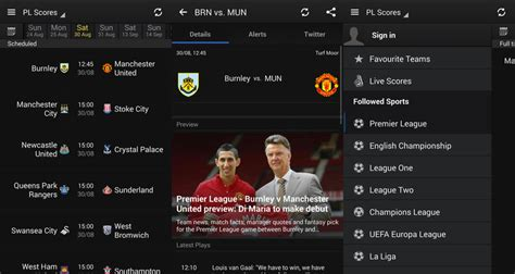 best sports app for android the best sports news apps for android android central