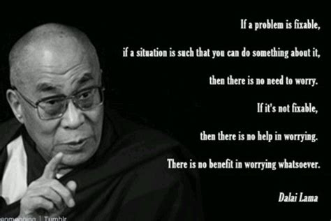 dont worry     control dalai  quotes