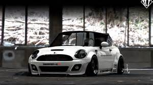 Mini Cooper Turbo Upgrade Kit Mini Cooper R56 Turbo Upgrade Engine Tuning Car