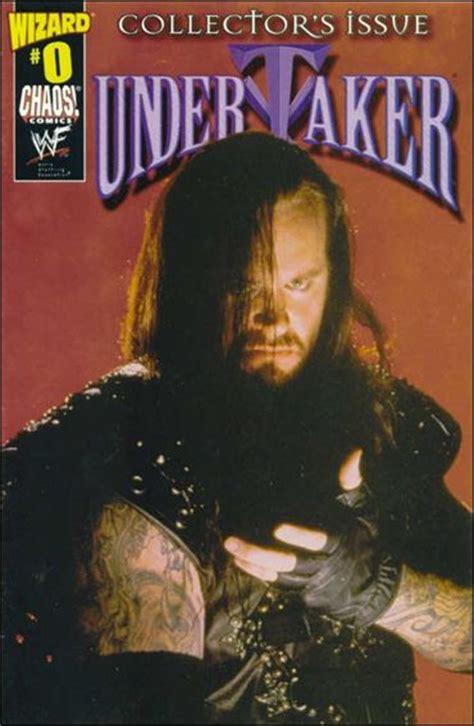 undertaker biography book undertaker 0 a feb 1999 comic book by chaos comics