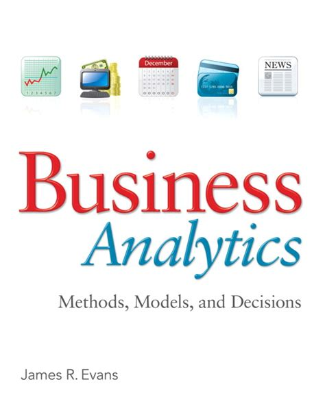 Business Analytics 2nd Edition business analytics pearson