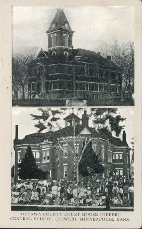 Minneapolis Court Records Ottawa County Courthouse Minneapolis Between 1910 And
