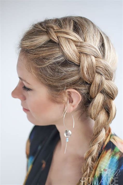 hairstyles to the side tutorial 265 best images about womens hairstyles on pinterest