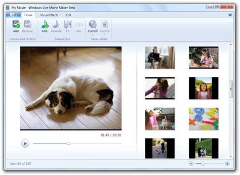 windows movie maker latest full version free download windows live movie maker free download