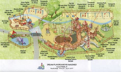 design a dream playground material donations still needed for dream playground re