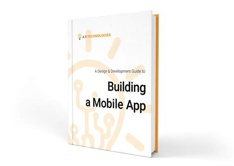 design app book building a mobile app a design and development guide by a