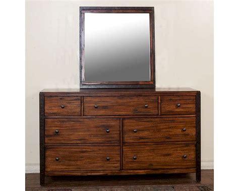 Dresser W Mirror by Crosswinds Dresser W Mirror By Designs Su 2377wm Dm