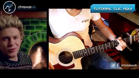 tutorial guitar night changes night changes one direction acoustic cover guitar tutorial
