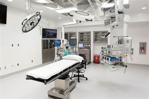Surgical Room by Medina Integrated Operating Room Hasenstab Architects Inc