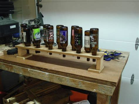Diy Bottle Drying Rack by Diy Bottle Drying Rack Lots Of Pics Page 2 Home