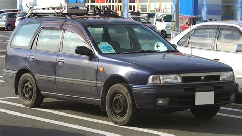 File Nissan Sunny California Jpg Wikimedia Commons