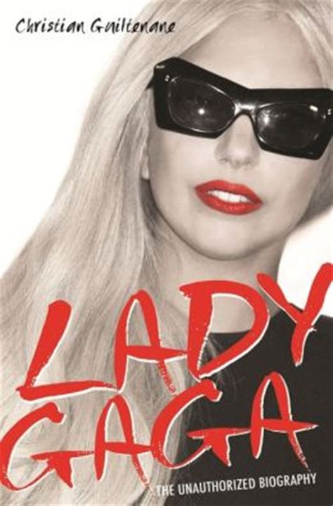 lady gaga biography barnes and noble lady gaga the unauthorized biography by christian