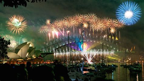 christmas and new years events in sydney 2017