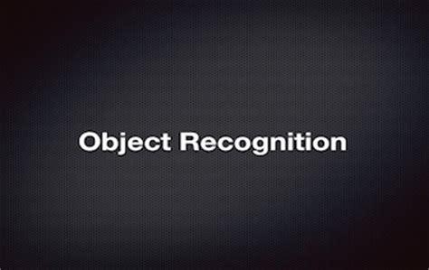 pattern recognition tensorflow emaraic object recognition using tensorflow and java