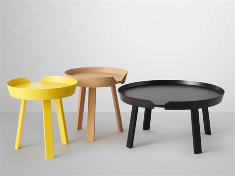 buy the muuto around coffee table at nest co uk