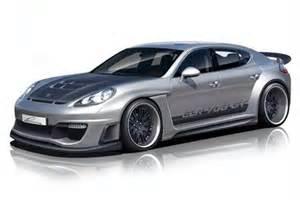 Www Porsche Design Usa Lumma Design Takes On The Porsche Panamera With The Clr 700gt